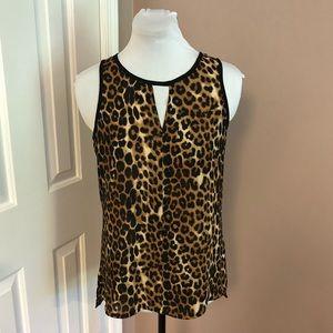 Express Leopard Print Top Trend